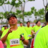 2016 优悦•李宁 10公里路跑联赛上海站