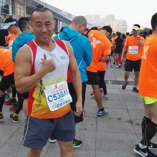 2017厦门国际马拉松