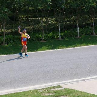 2015.5.24第三届泰州环天德湖长跑邀请赛