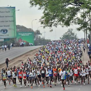 2014内罗毕马拉松(Nairobi Marathon)