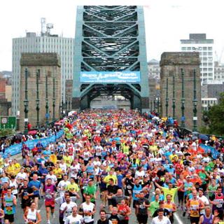 2015大北跑半程马拉松赛