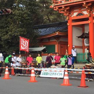 2018京都马拉松赛事照片(图片均来自赛事官方脸书)