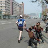 朝鲜平壤马拉松2015年4月12日