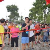 萨洛蒙武汉7山越野跑2014,8,31