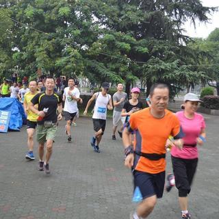Salomon萨洛蒙武汉7山越野跑