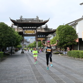 2016 中国腾冲国际半程马拉松赛