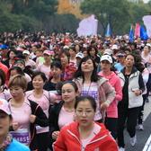 2017杭州女子国际马拉松.下沙