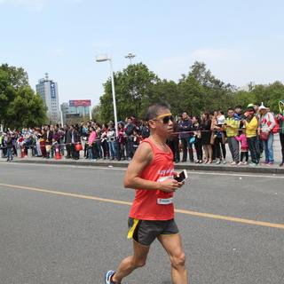 2016 东莞松山湖国际马拉松