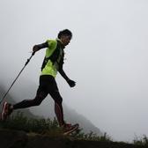 2017杭州吉武山地越野 山上赛道照片