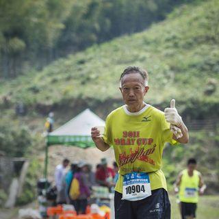 2016 宁波山地马拉松赛