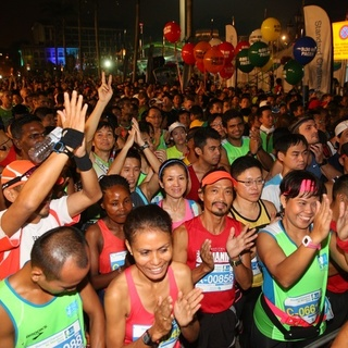 2014渣打吉隆坡马拉松(Standard Chartered KL Marathon)