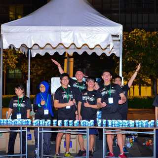 2014 新加坡日落马拉松
