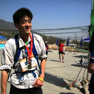 2016京西古道越野赛