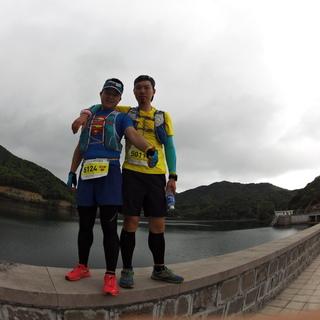 2016 江南100KM越野赛
