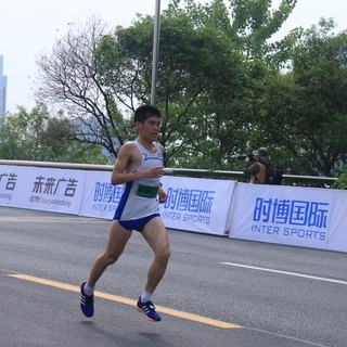 2016扬州国际半程马拉松赛