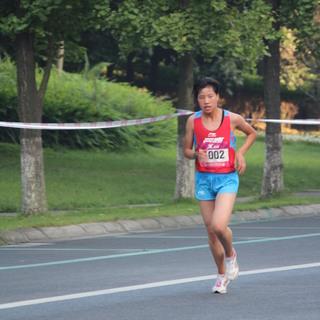 2016成都女子半程马拉松赛