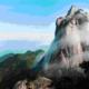 天柱山全国登山赛