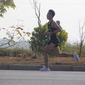 2017河源马拉松31km