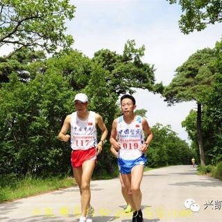 2015兴凯湖马拉松