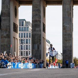 2018柏林马拉松官方赛事照片(来自官方脸书)
