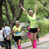 2016深圳女子马拉松照片