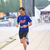 """20170909北京现代""""我是跑者""""10公里跑步活动"""