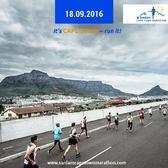 it's Cape Town, run it!
