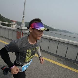 2017沈阳棋盘山氧气马拉松