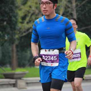 2016 南京马拉松