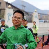 2016 温岭斗米尖40km越野赛