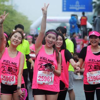 2016海峡两岸(厦门海沧)女子半程马拉松赛