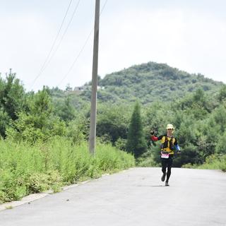 2017百里杜鹃国际越野跑挑战赛