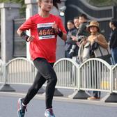 2017长宁国际半程马拉松随拍